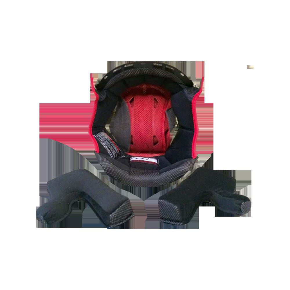 Lining & Cheek Pads 909 Helmet L - Lining & Cheek Pads 909 Helmet L