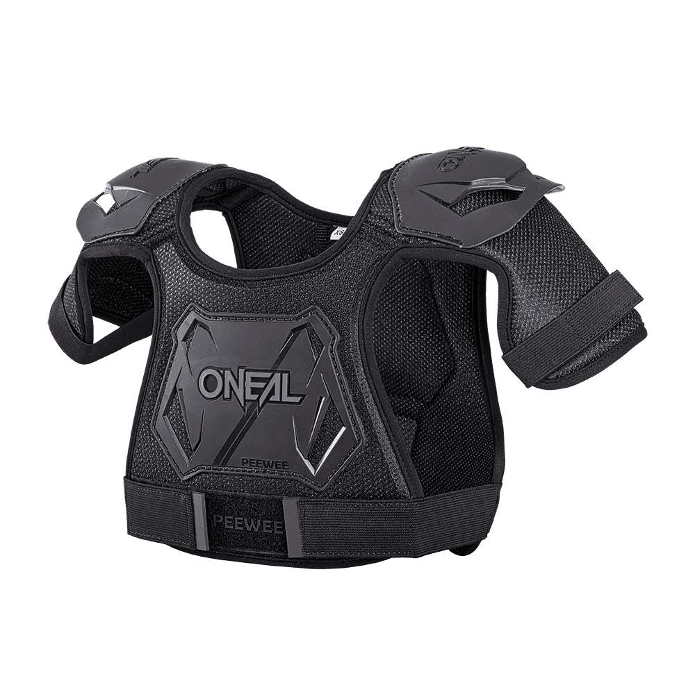 PEEWEE Chest Guard black M/L - PEEWEE Chest Guard black M/L