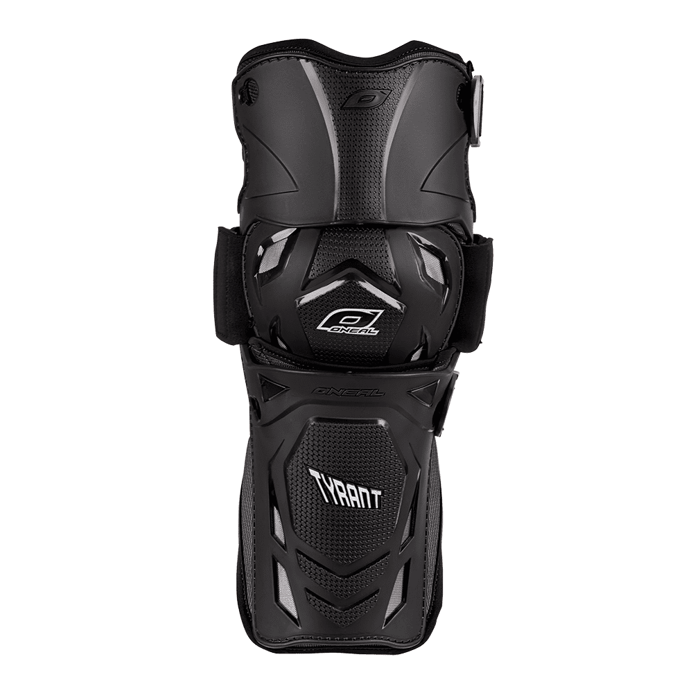 Tyrant MX Knee Guard black S/M - Tyrant MX Knee Guard black S/M