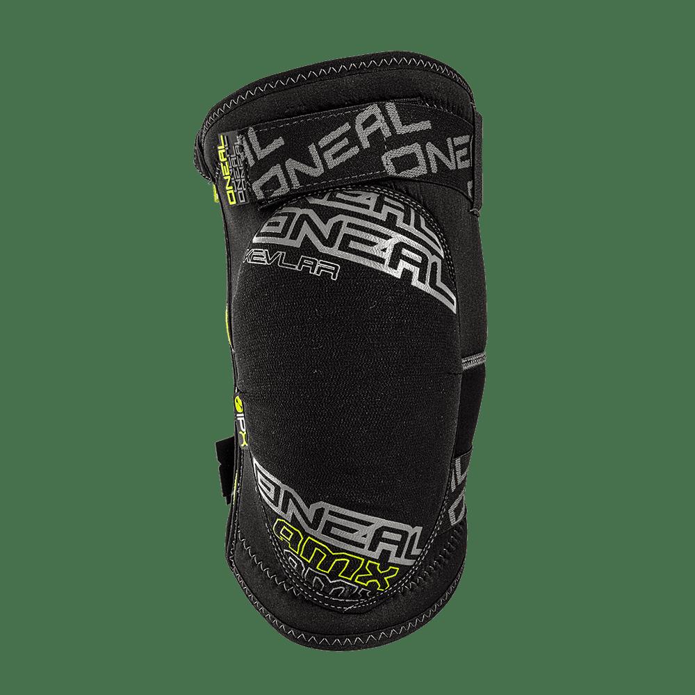 AMX Zipper Knee Guard III black L - AMX Zipper Knee Guard III black L
