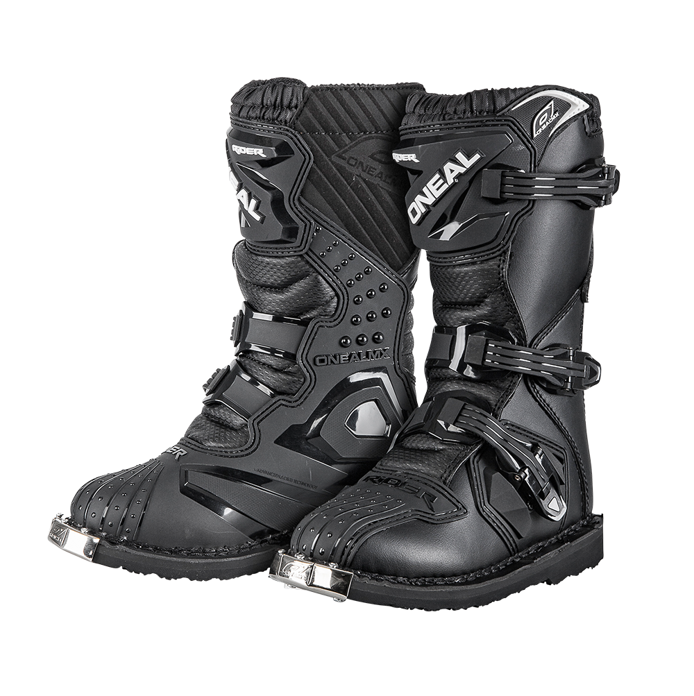 RIDER Youth Boot black 5/37 - RIDER Youth Boot black 5/37