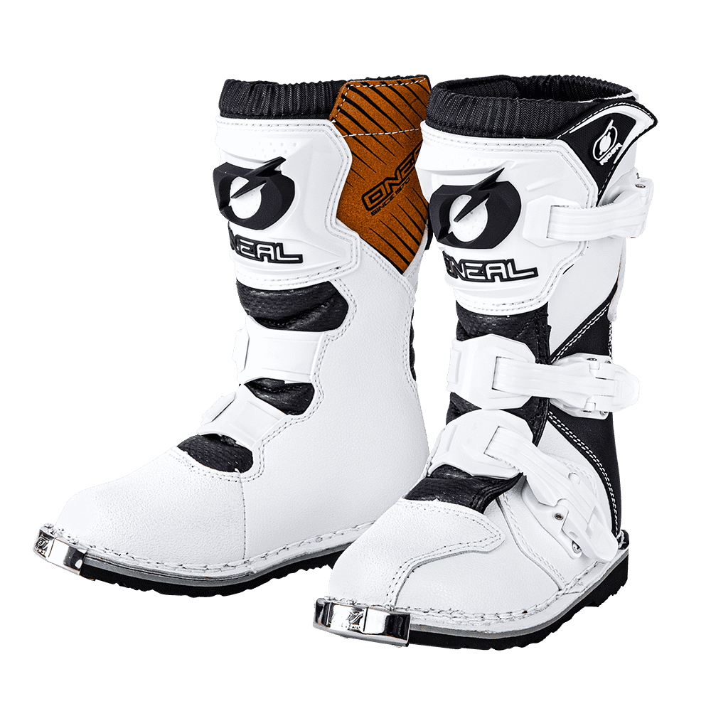 RIDER Youth Boot white 1/33 - RIDER Youth Boot white 1/33