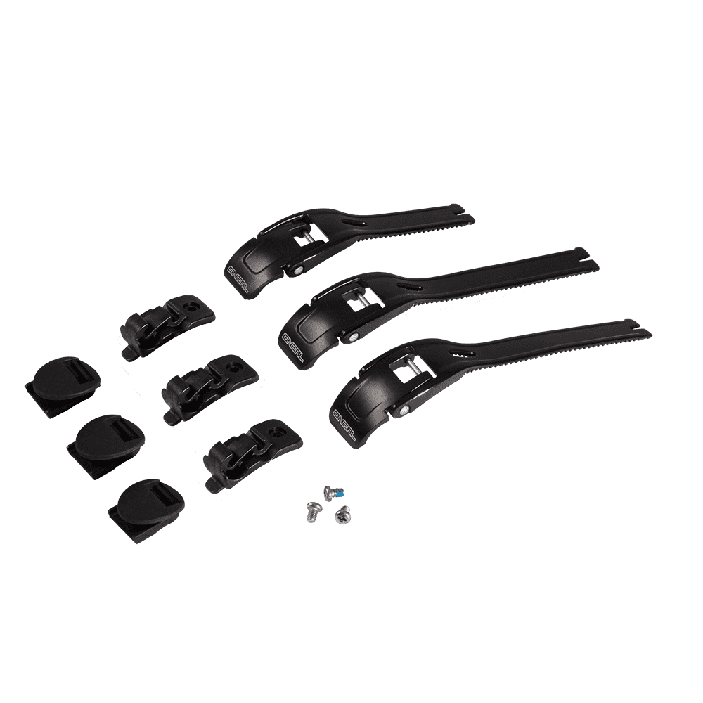 Spare Strap and Buckle Kit RDX boot black - Spare Strap and Buckle Kit RDX boot black