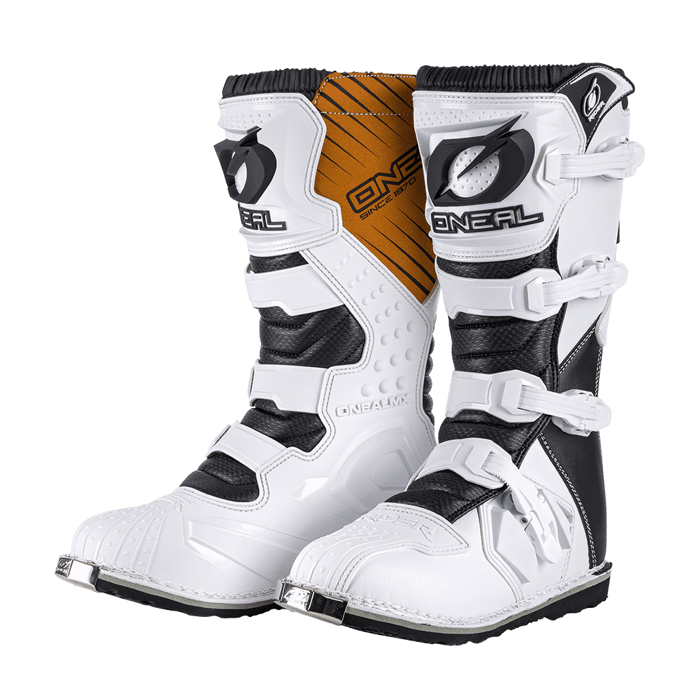 RIDER Boot EU white 41/8 - RIDER Boot EU white 41/8