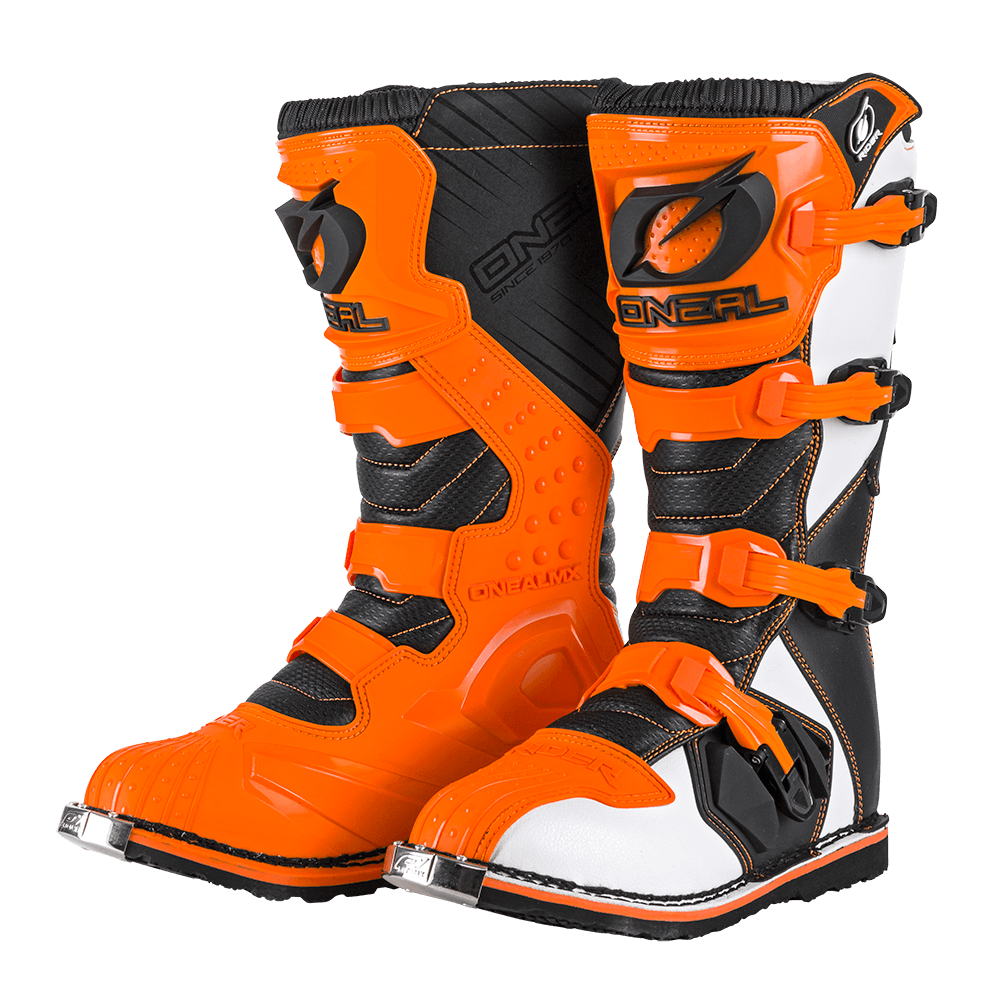 RIDER Boot EU orange 41/8 - RIDER Boot EU orange 41/8