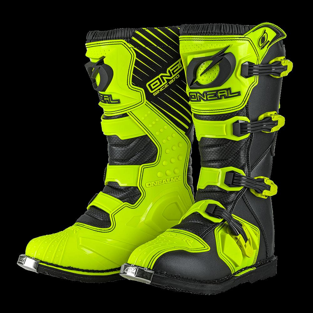 RIDER Boot EU hi-Viz 41/8 - RIDER Boot EU hi-Viz 41/8