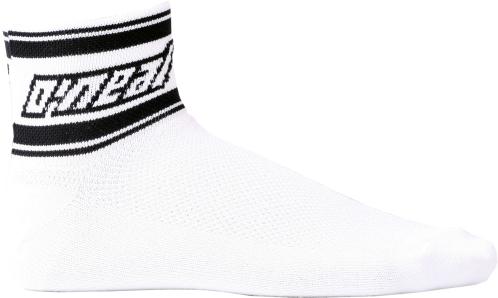 MTB Sock white Size 43-46 - MTB Sock white Size 43-46