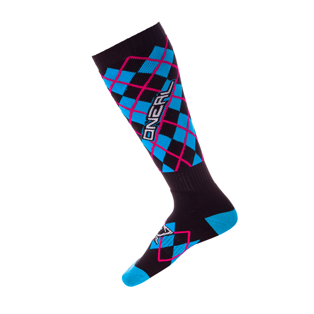 Pro MX Sock O´LINGHTON black/blue - Pro MX Sock O´LINGHTON black/blue