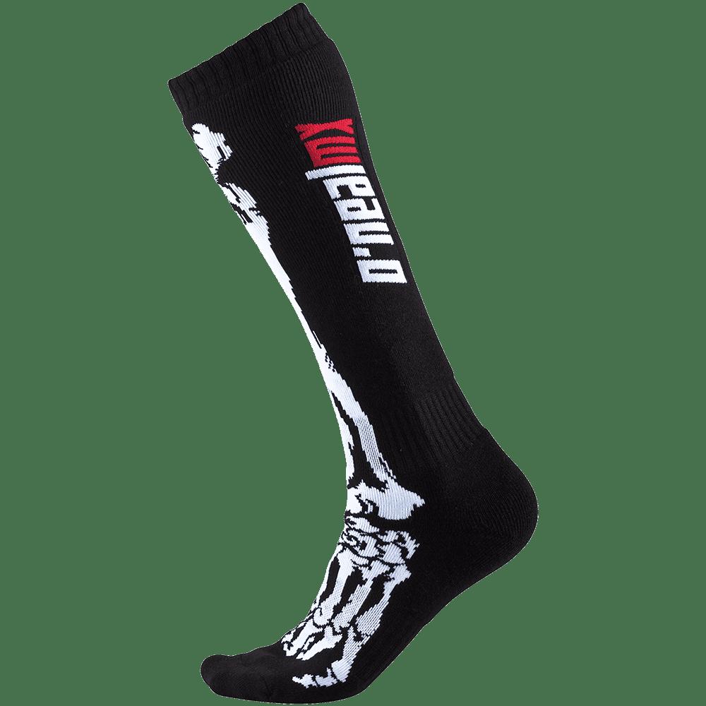 Pro MX Sock XRay black/white (One Size) - Pro MX Sock XRay black/white (One Size)
