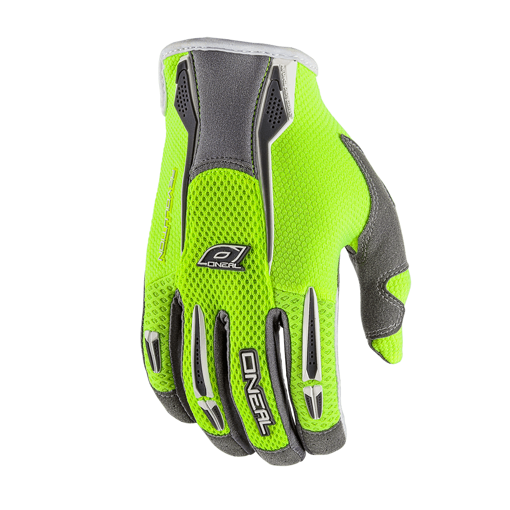 REVOLUTION Glove neon yellow S/8 - REVOLUTION Glove neon yellow S/8