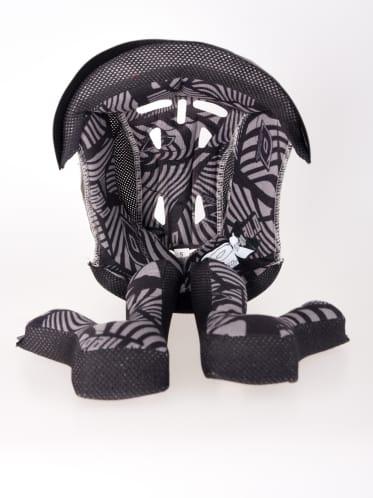 Lining & Cheek Pads Spark Fidlock DH helmet black XS - Lining & Cheek Pads Spark Fidlock DH helmet black XS