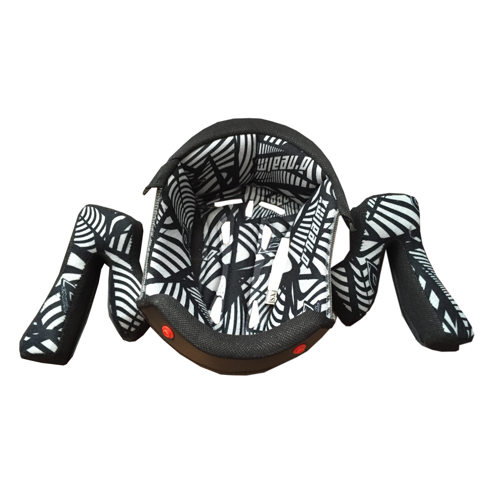 Lining&Cheek Pads Fury ´11-´13 & Backflip Evo ´14-15 XL (61-62cm) - Lining&Cheek Pads Fury ´11-´13 & Backflip Evo ´14-15 XL (61-62cm)