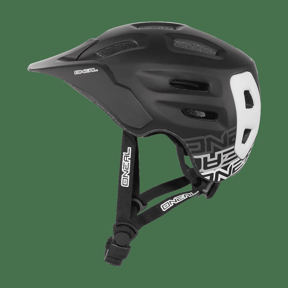 Defender Helmet FLAT black/white S/56-M/59 - Defender Helmet FLAT black/white S/56-M/59
