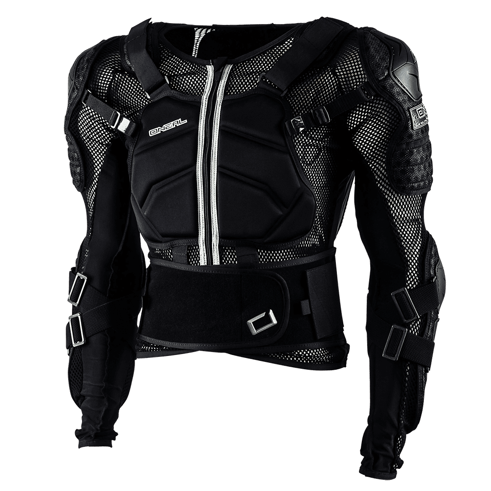 UNDERDOG III Protector Jacket CE Youth black L - UNDERDOG III Protector Jacket CE Youth black L