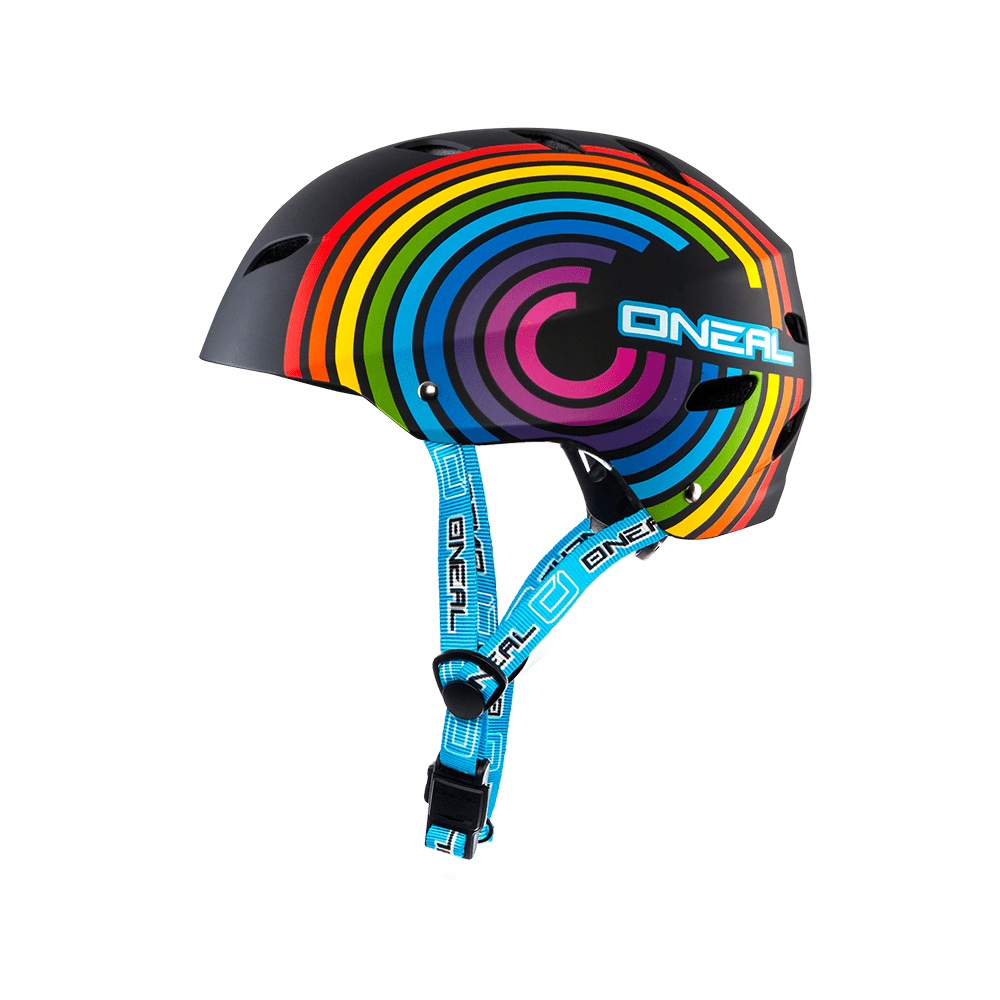 Dirt Lid Youth Helmet Rainbow Multi M (49-50cm) - Dirt Lid Youth Helmet Rainbow Multi M (49-50cm)