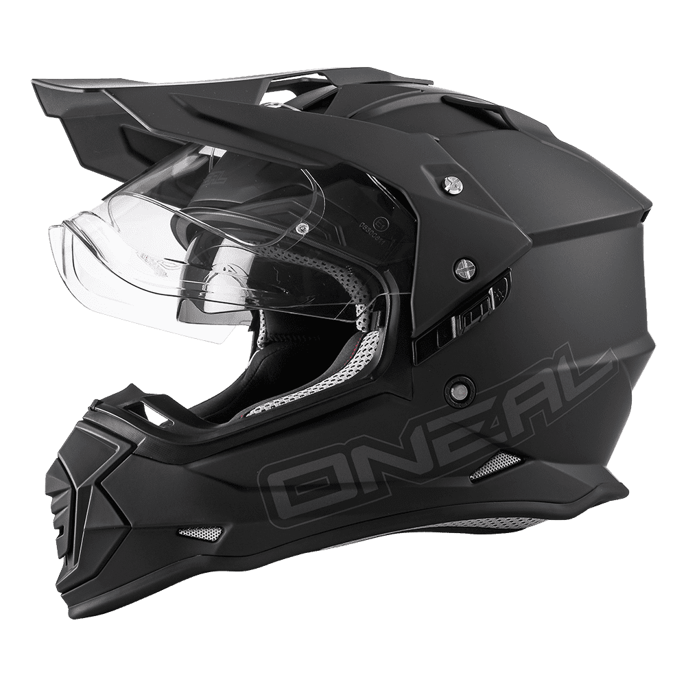 Sierra II Helmet FLAT black M (57/58cm) - Sierra II Helmet FLAT black M (57/58cm)