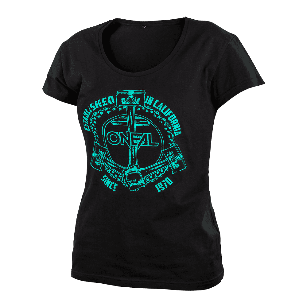 Anchor Girls T-Shirt black M - Anchor Girls T-Shirt black M