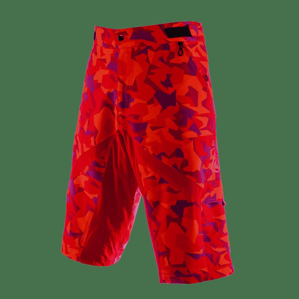 Slickrock Short CAMOUFLAGE red 38/54 - Slickrock Short CAMOUFLAGE red 38/54