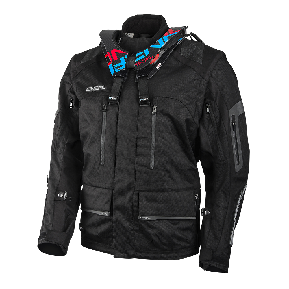 Baja Racing Enduro Moveo Jacket black XL - Baja Racing Enduro Moveo Jacket black XL