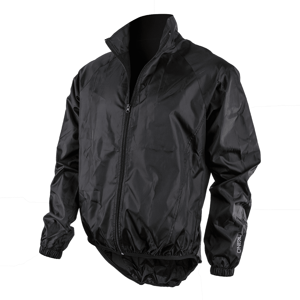 BREEZE Rain Jacket black M - BREEZE Rain Jacket black M