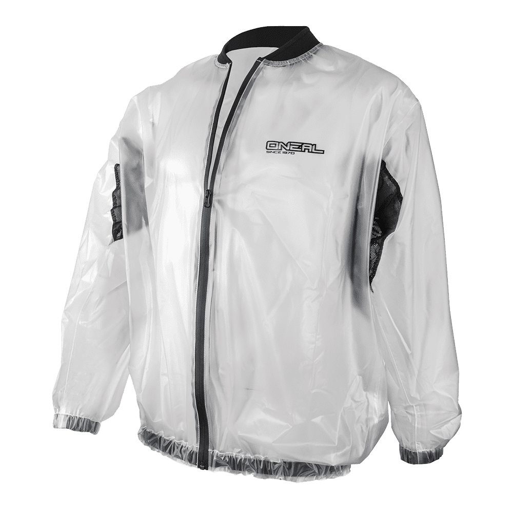 SPLASH Rain Jacket clear XL - SPLASH Rain Jacket clear XL