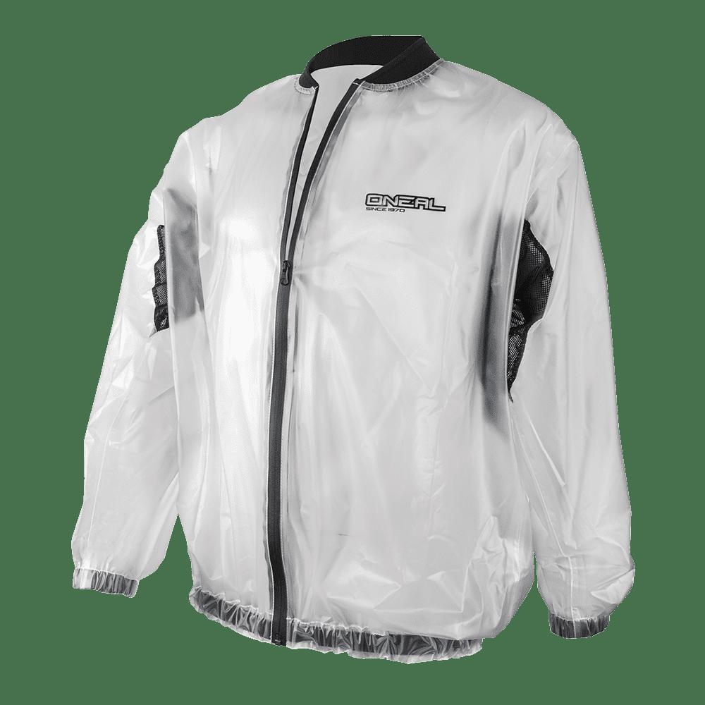 SPLASH Rain Jacket clear S - SPLASH Rain Jacket clear S