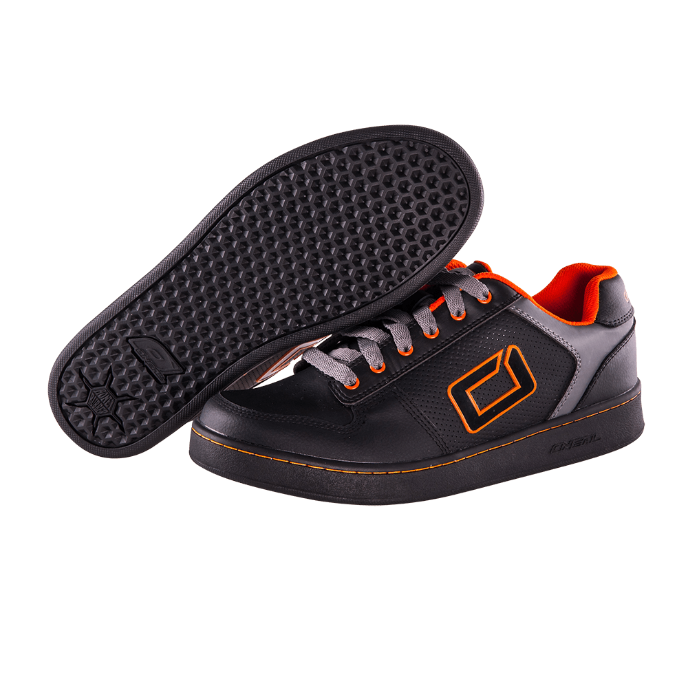Stinger II Shoe black/orange 40 - Stinger II Shoe black/orange 40