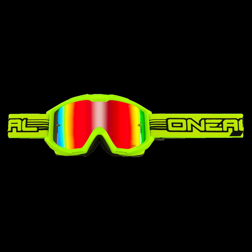B1 RL Goggle FLAT neon yellow/radium - B1 RL Goggle FLAT neon yellow/radium