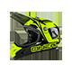 Spark Fidlock DH Helmet STEEL neon yellow XS (53-54 cm) - radschlag - Fahrradladen Ladengeschäft und Online Shop in Chemnitz - Fahrräder und Fahrradzubehör