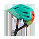 Defender Helmet FLAT mint/orange S/56-M/59 - radschlag - Fahrradladen Ladengeschäft und Online Shop in Chemnitz - Fahrräder und Fahrradzubehör