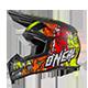 5Series Helmet VANDAL orange/neon yellow XS (53/54cm) - radschlag - Fahrradladen Ladengeschäft und Online Shop in Chemnitz - Fahrräder und Fahrradzubehör